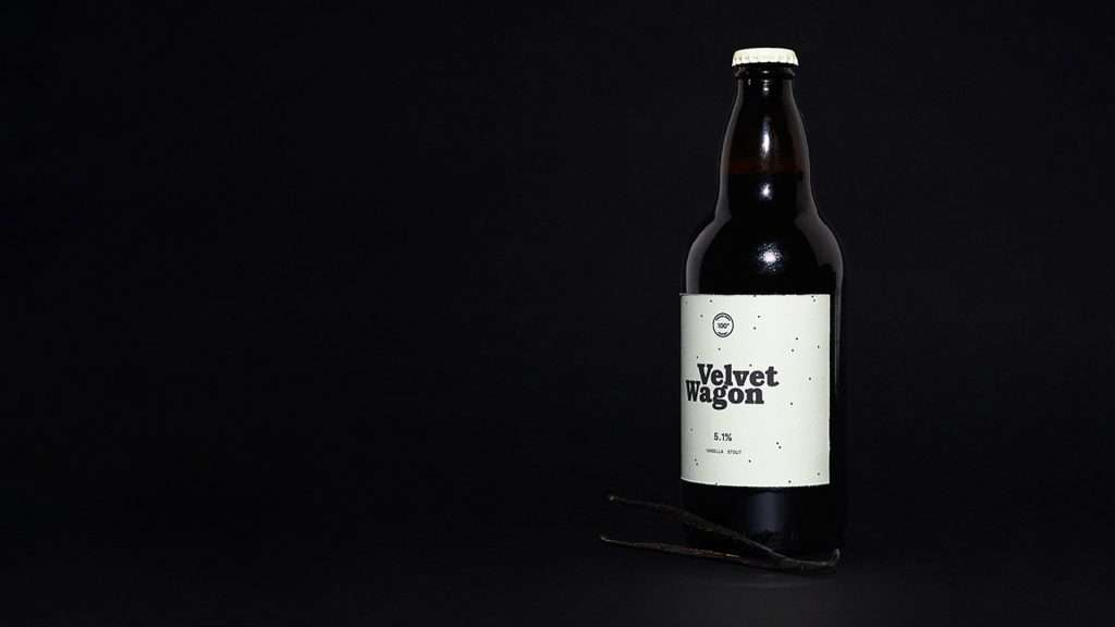 Boiling Point Brewery - Label