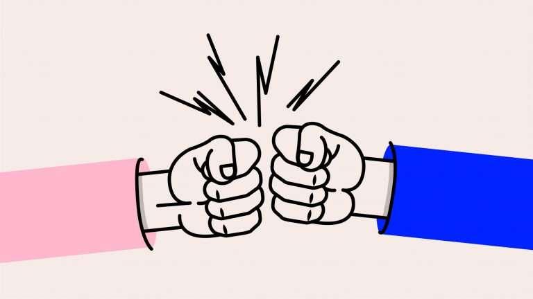 Friendship through collaboration